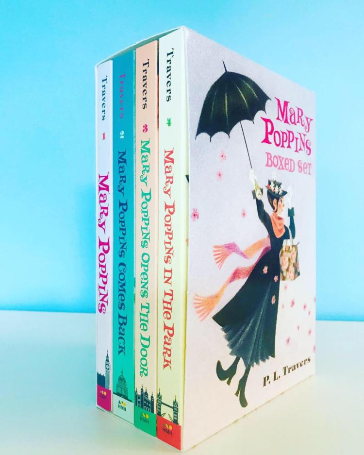 mary poppins box set