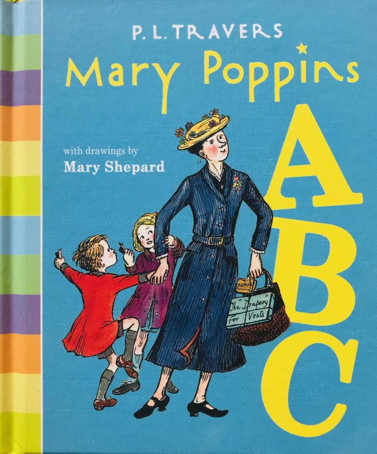Mary Poppins ABC cover