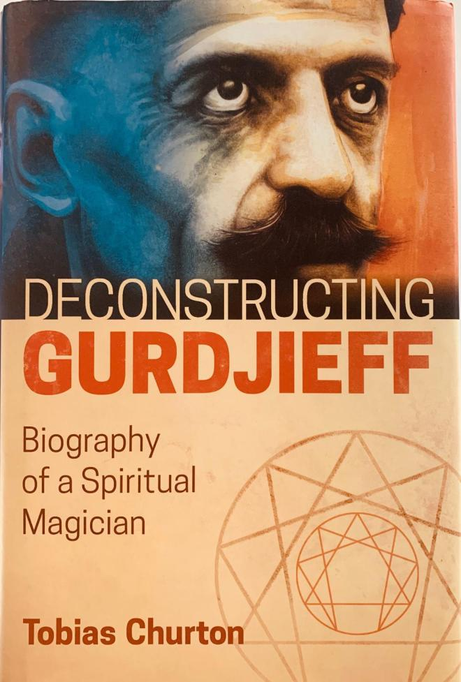Cover Deconstructing Gurdjieff