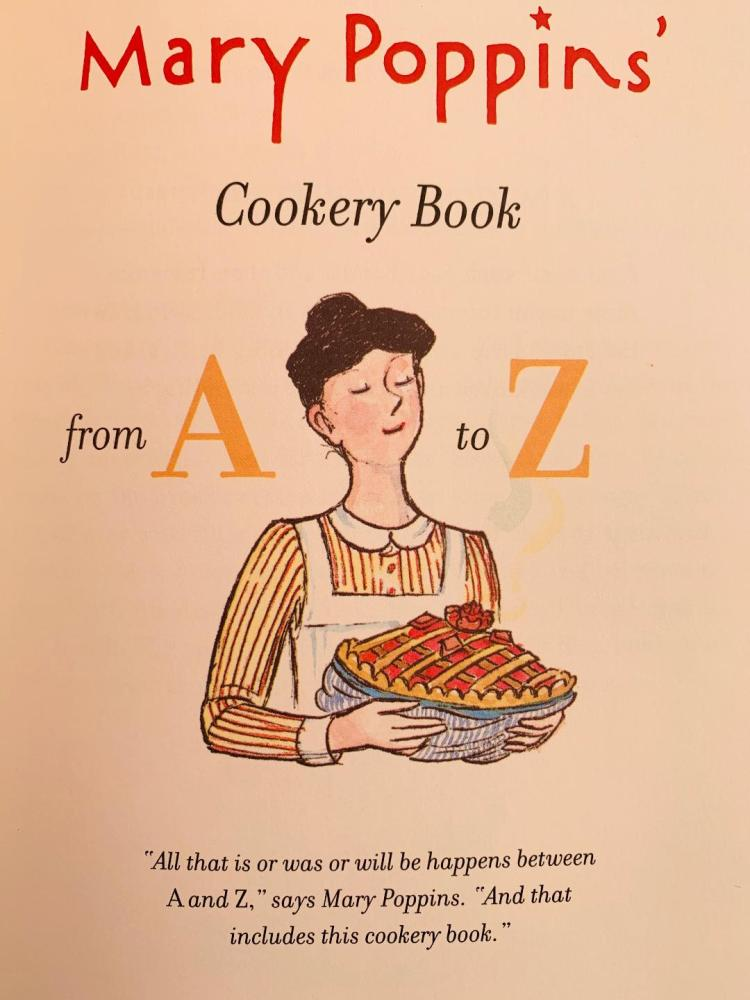 MAry Poppins Cookery Book 2