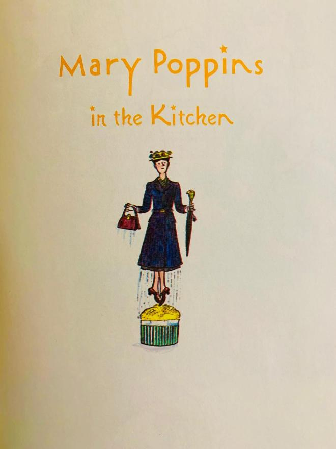 In The Kitchen With Mary Poppins The Mary Poppins Effect