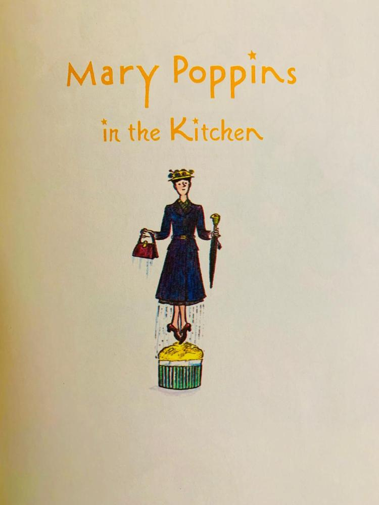MAry Poppins in the Kitchen bright