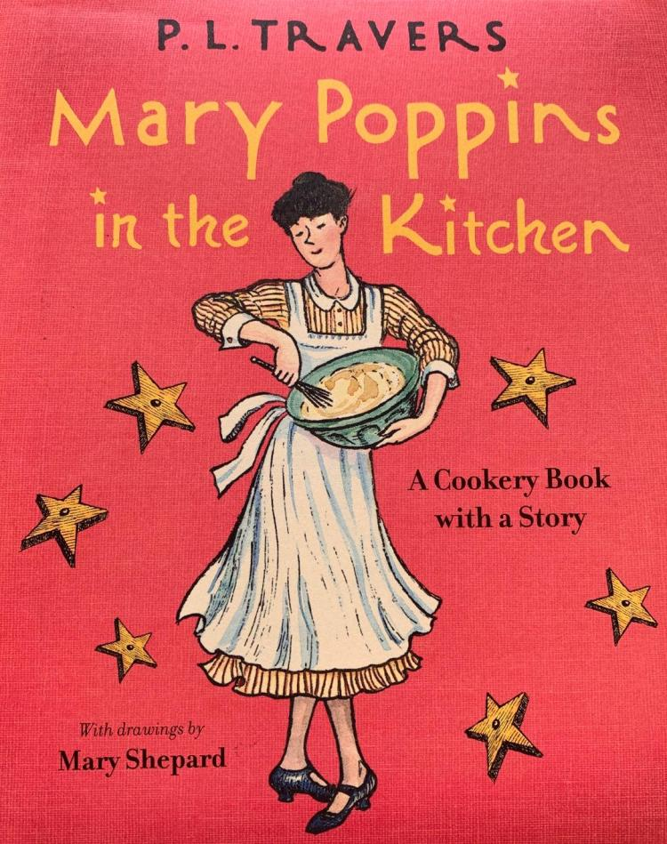 Mary Poppins in the Kitchen colour cover
