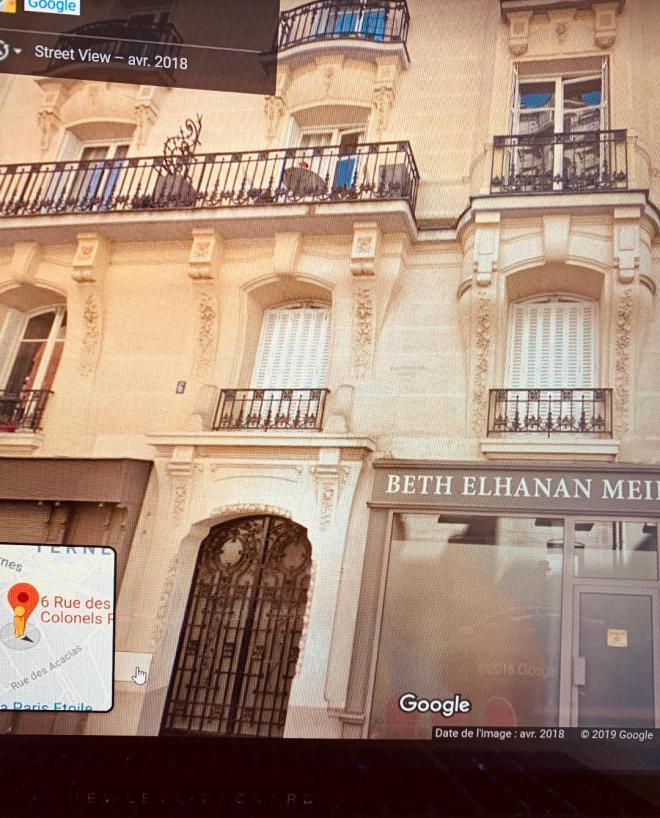 Street view Gurdjieff flat 3
