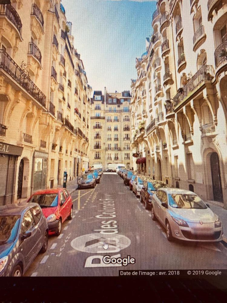 Street view Gurdjieff flat