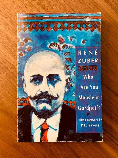 Who Are You Monsieur Gurdjieff cover page