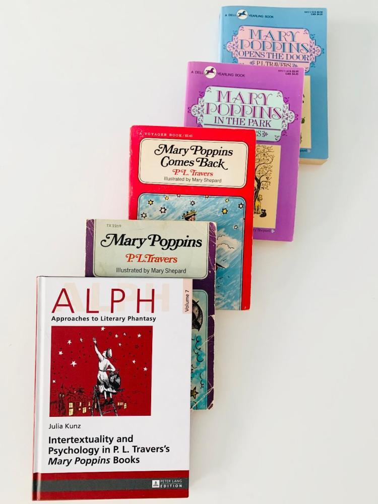 Psychology Mary Poppins