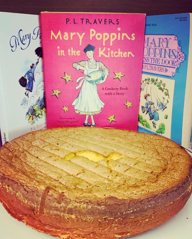 Mary Poppins Easter Cake 2
