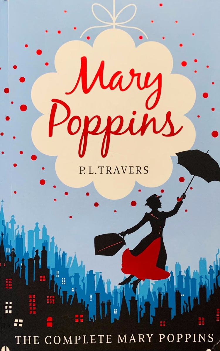 The Complete Mary Poppins cover page