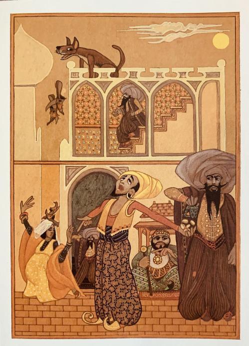 Abu Kassem Slipeprs 6