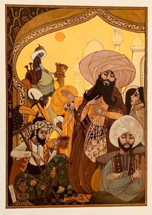 Abu Kassem Slippers 1