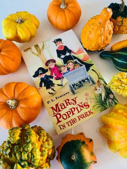Mary Poppins Halloween